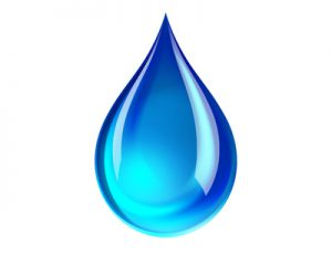 psd-blue-water-droplet-icon